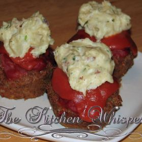 Tater Topped Meatloaf Balls