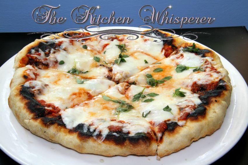 GrilledTraditionalPizza
