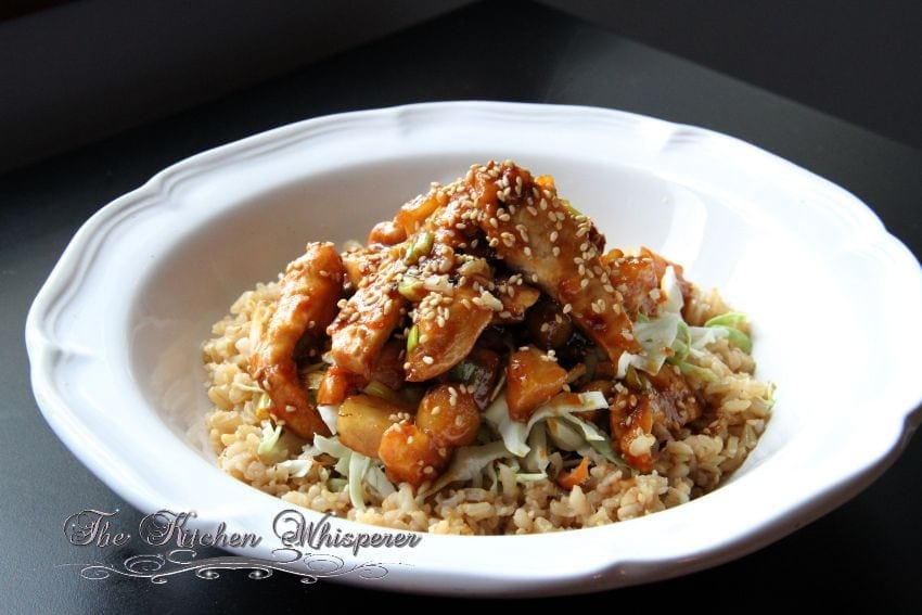 Crunchy Asian Hoisin Chicken2