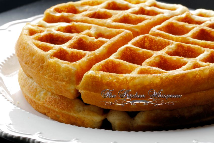 Best ever belgian waffles in the world now like any food blogger cook you test test and re test a recipe for consistency you want the same results every single time with minimal variance in forumfinder Choice Image