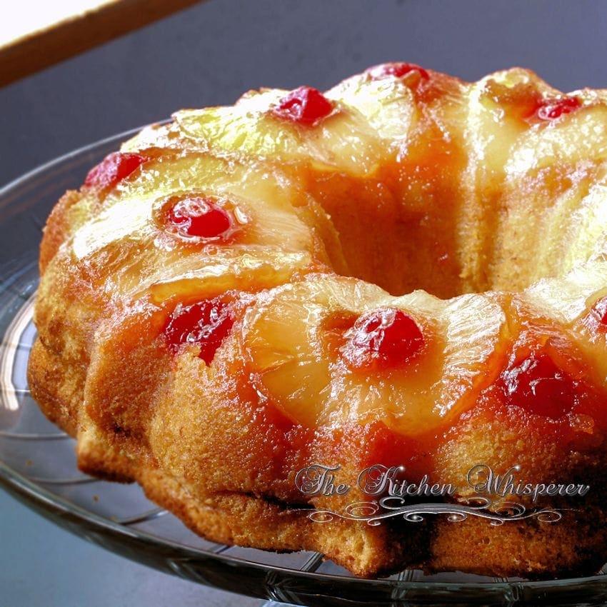 Banana Pineapple Bundt Cake Recipes