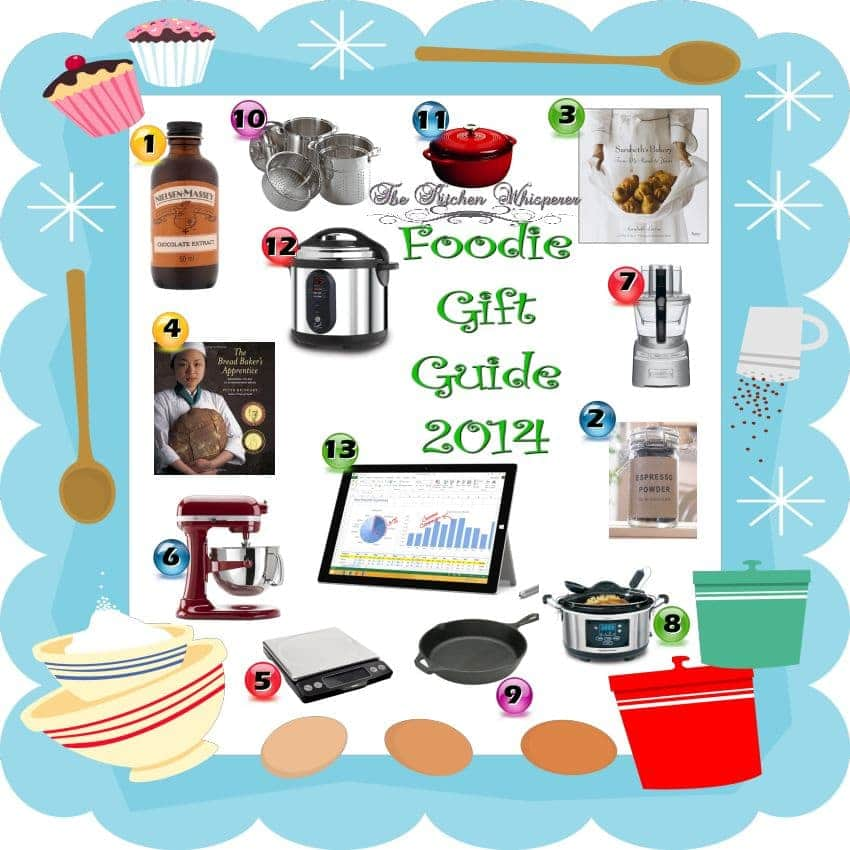 Day 14 – Countdown to Christmas 2014 Foodie Gift Guide