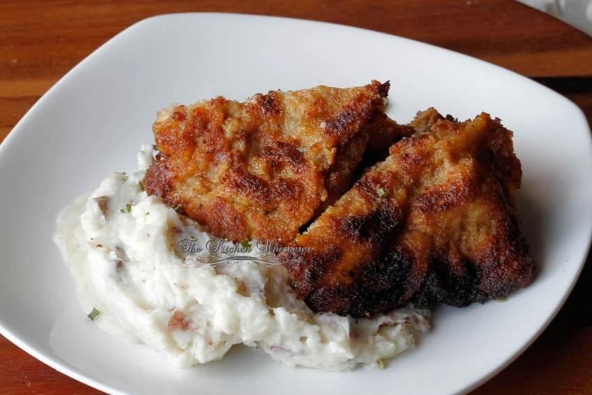 Breaded Pork Cutlet6