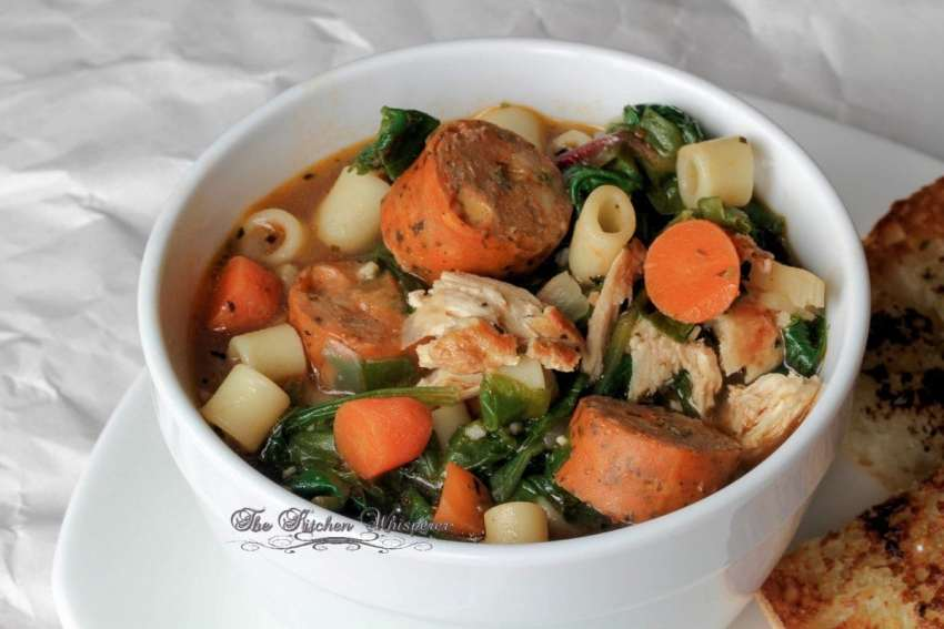 Souper Chicken with Power Greens2