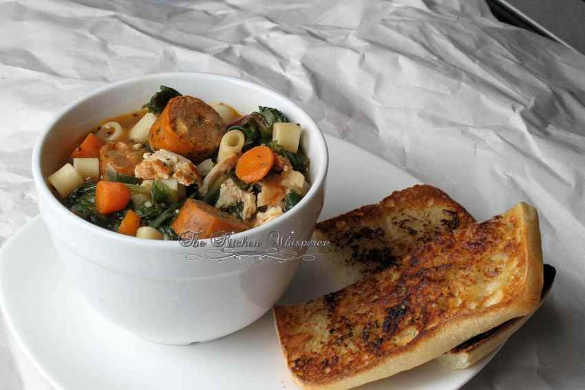Souper Chicken with Power Greens4