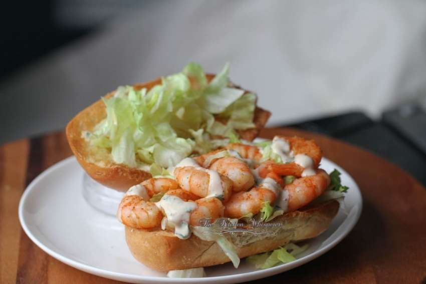 Shrimp Po Boy6