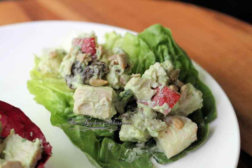 Skinny Chicken Salad2