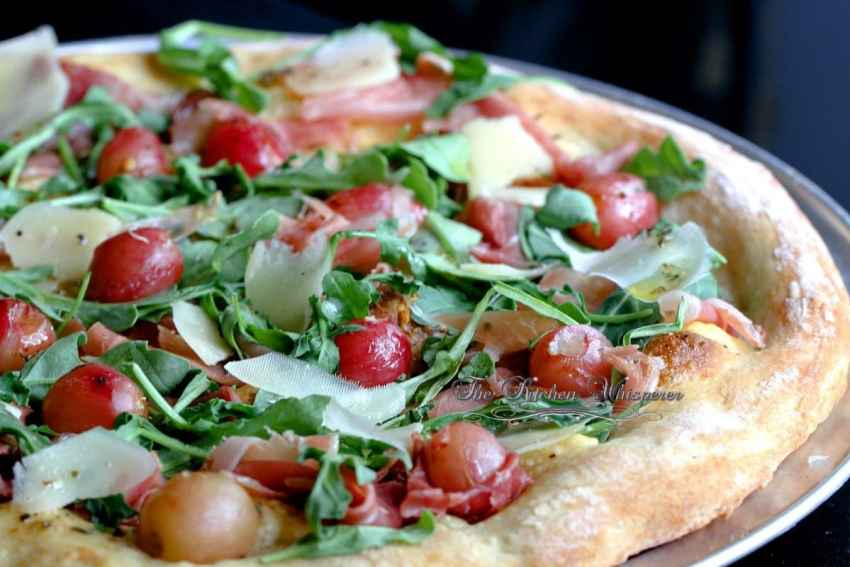 Roasted Grape Pizza Parma1