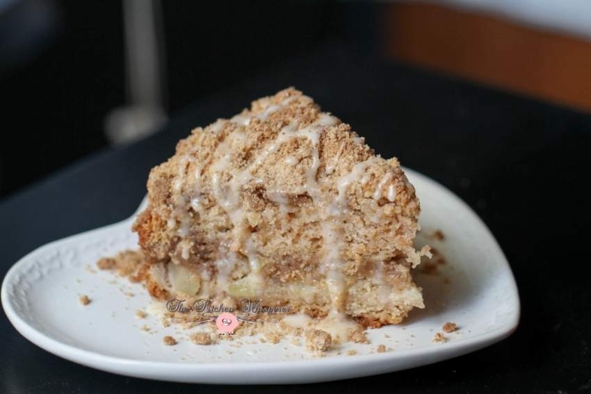 Apple Crumb Cake7
