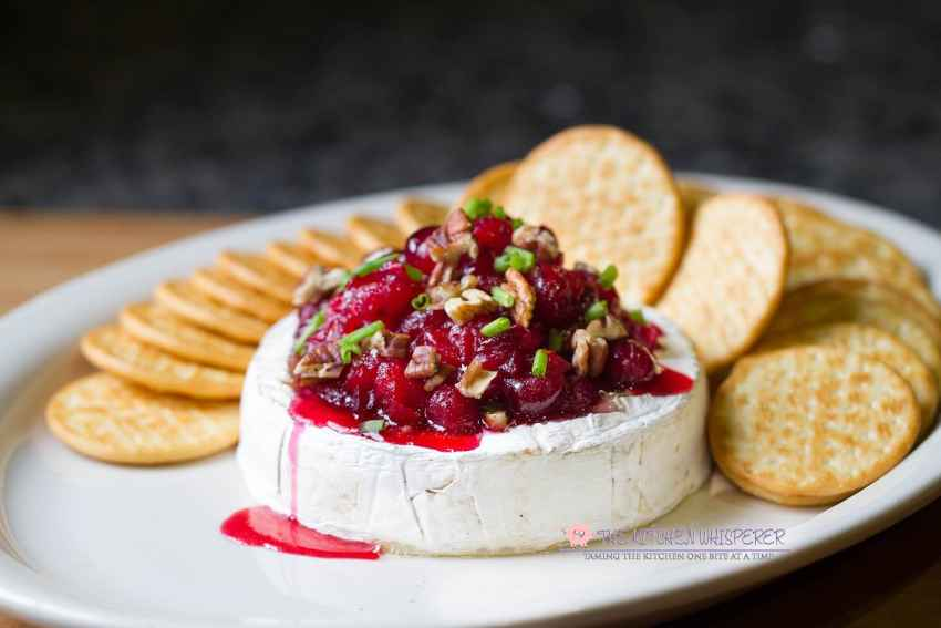 baked-brie-with-cranberry-relish-and-pecans7