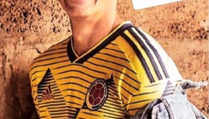 80ece71ff Adidas Colombia Home Jersey 2015 - Copa América Kits