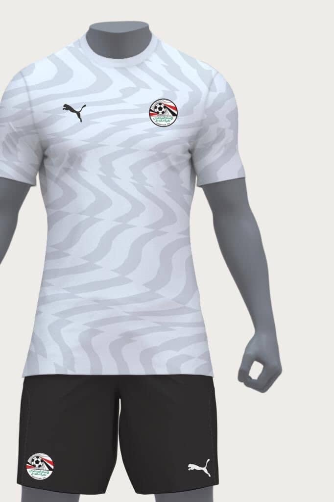 Egypt 2019 Puma Kits Revealed