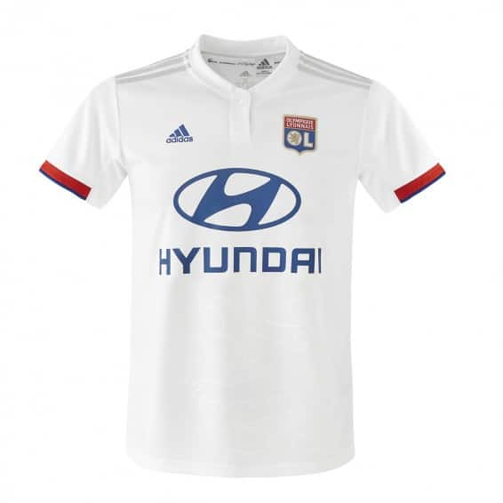 Olympique Lyon 2019-20 Adidas Kits