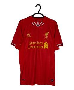 2013-14 Liverpool Home Shirt