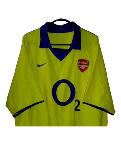 2003-04 Arsenal Away Shirt
