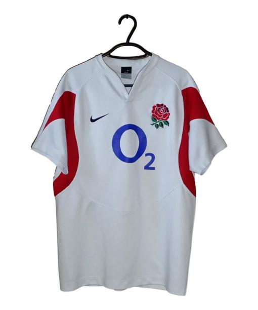 2005-07 England Rugby Union Home Shirt