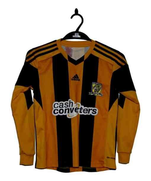 2013-14 Hull City Home Shirt