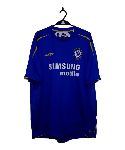 2005-06 Chelsea Home Shirt