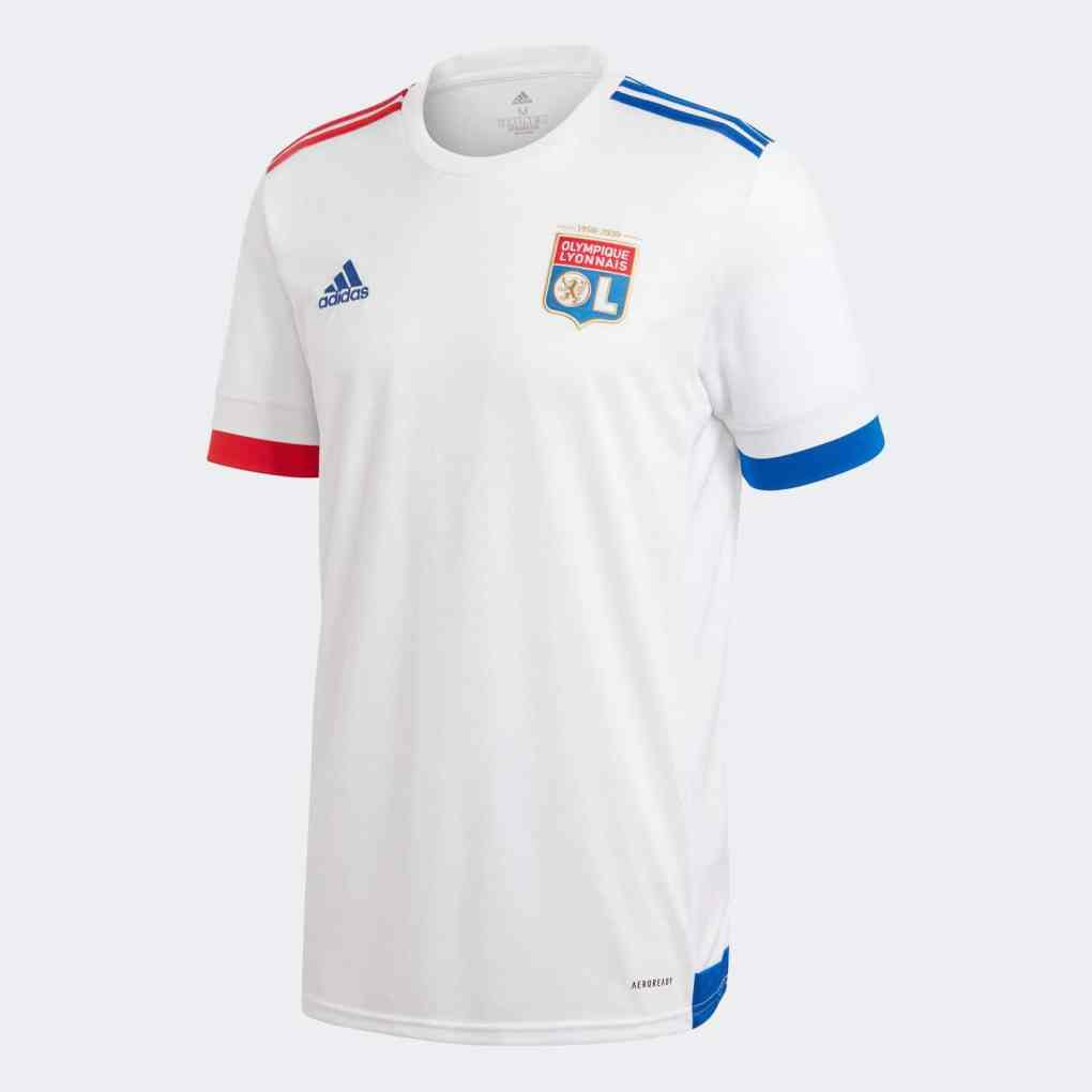 Olympique Lyon 2020-21 Home Shirt Leaked