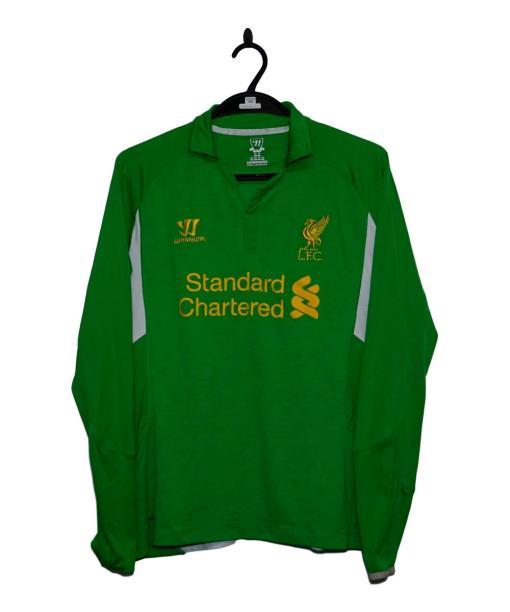 2012-13 Liverpool Goalkeeper Jersey