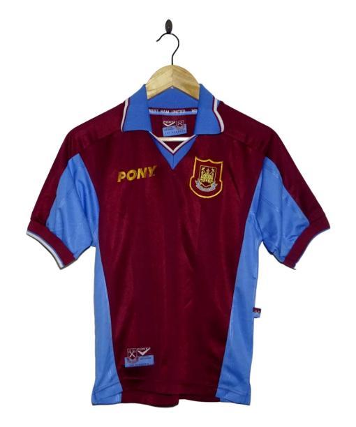 1997-98 West Ham United Home Shirt