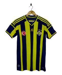 2014-15 Fenerbahce Home Shirt