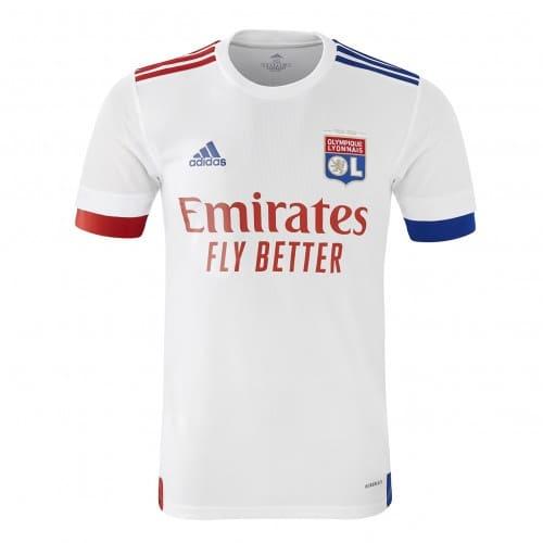 Olympique Lyon 2020-21 Adidas Kits Revealed