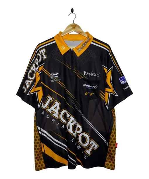 2015-16 Jackpot Adrian Lewis Darts Shirt