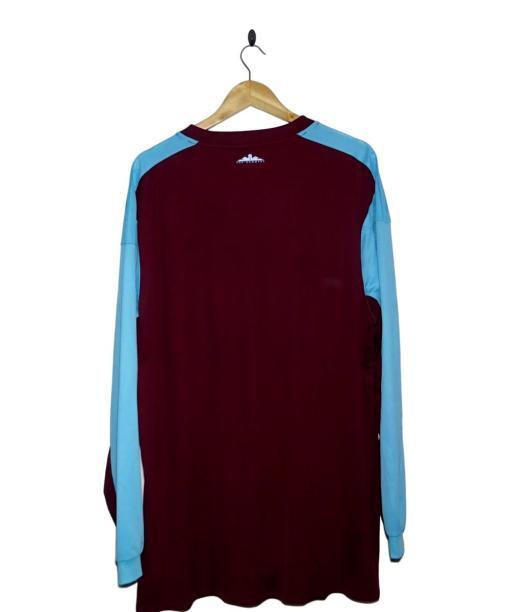 2017-18 West Ham Home Shirt
