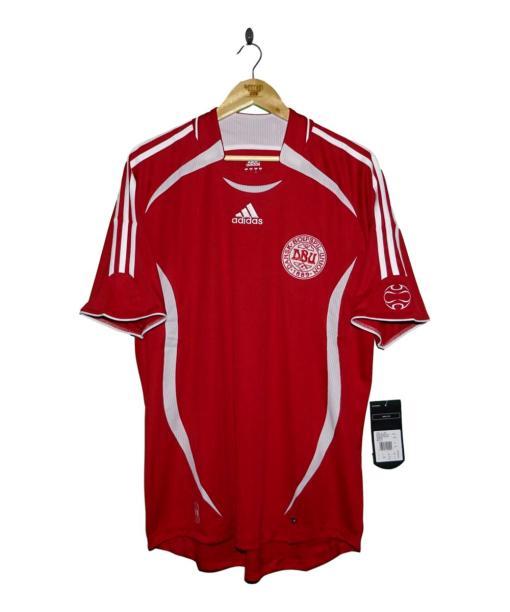2006-08 Denmark Home Shirt