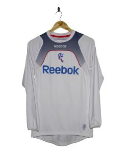 2008-09 Bolton Wanderers Home Shirt
