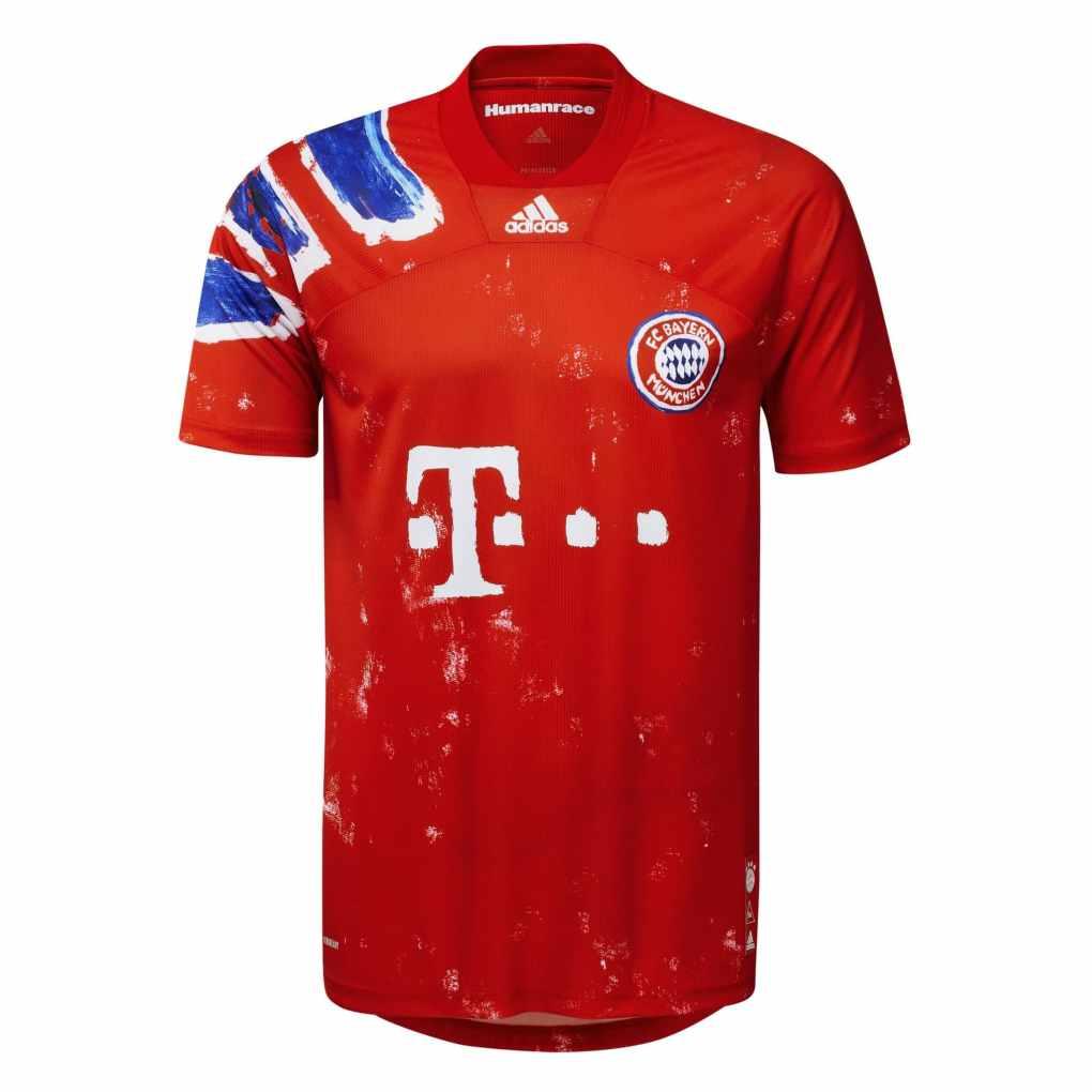 Adidas x Pharrell x FC Bayern Munich Humanrace Kit