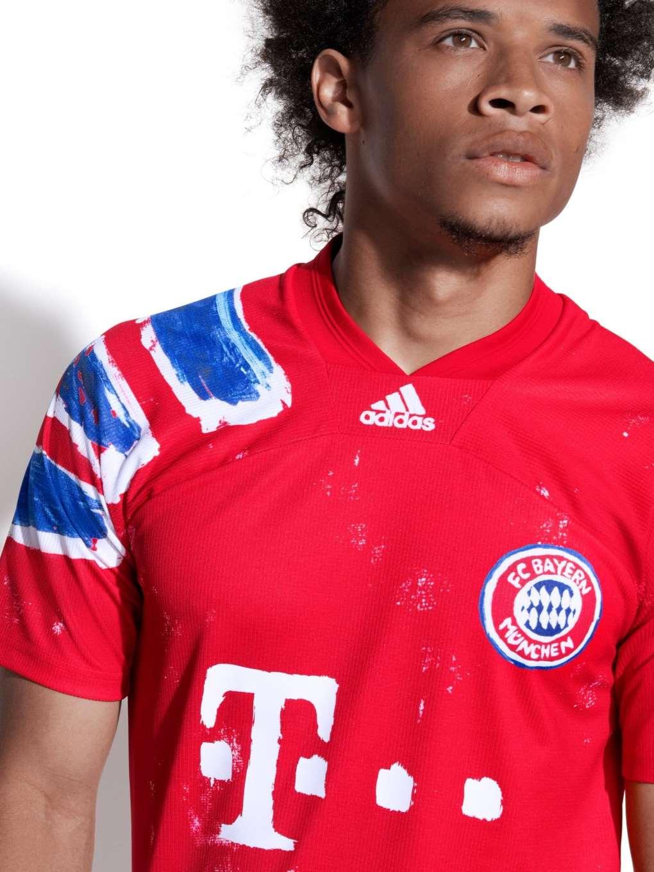 Adidas X Pharrell X Fc Bayern Munich Humanrace Kit The Kitman
