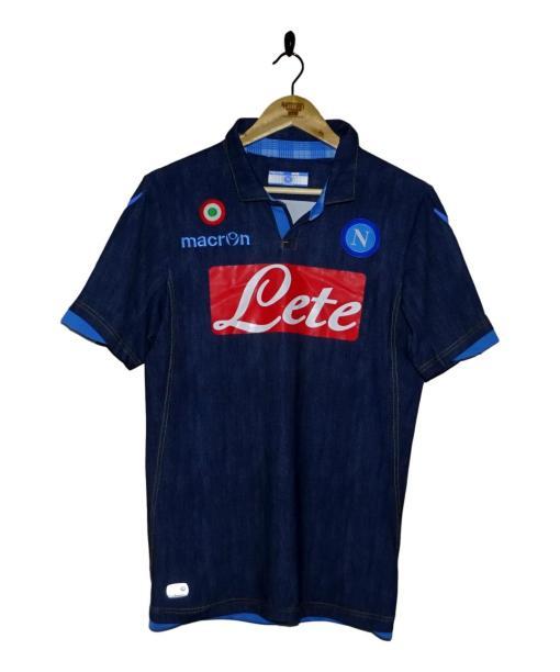 2014-15 Napoli Away Shirt