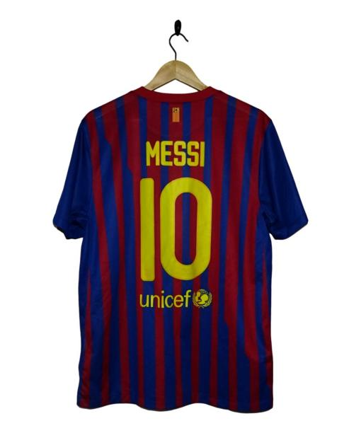 2011-12 FC Barcelona Home Shirt
