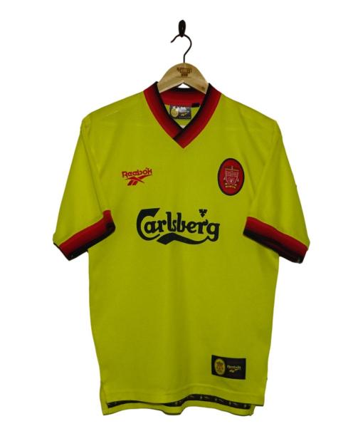 1997-99 Liverpool Away Shirt