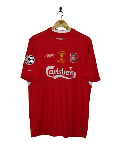 2005 Liverpool Champions League Shirt
