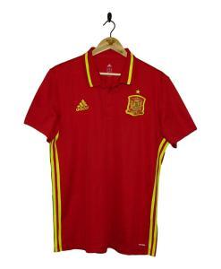 2016-17 Spain Adidas Polo Shirt