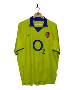 2003-04 Arsenal Away Shirt