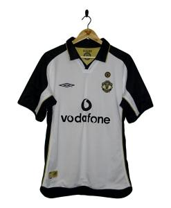 2001-02 Manchester United Centenary Away Shirt