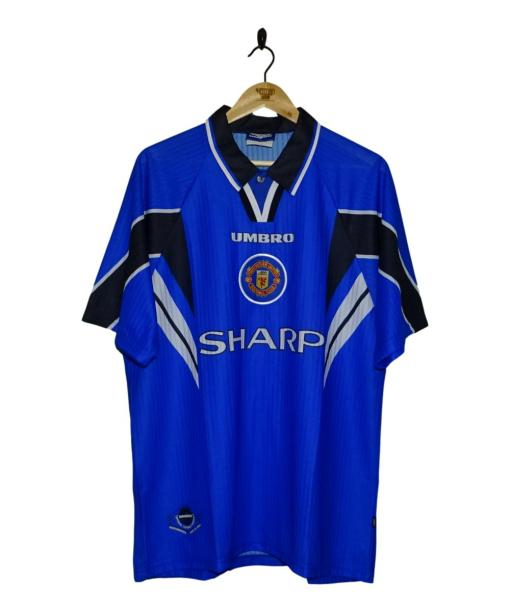 1996-97 Manchester United Third Shirt
