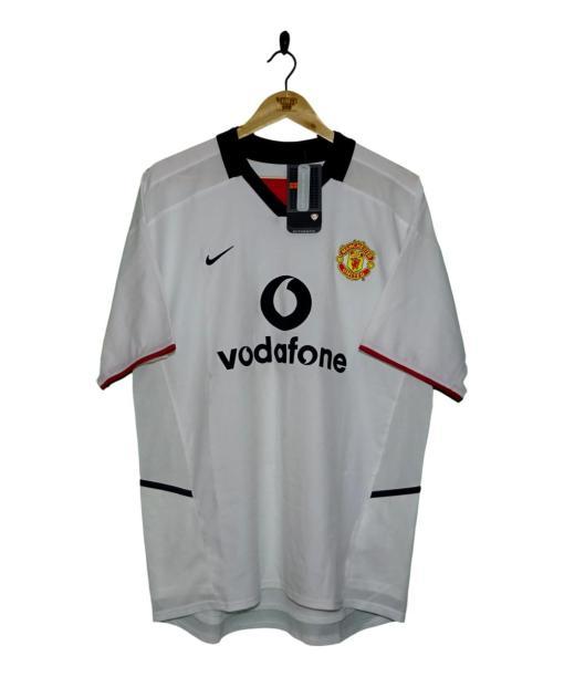2002-03 Manchester United Away Shirt