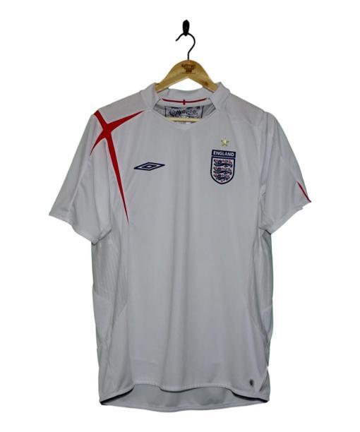 2005-07 England Home Shirt