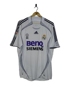 2006-07 Real Madrid Home Shirt