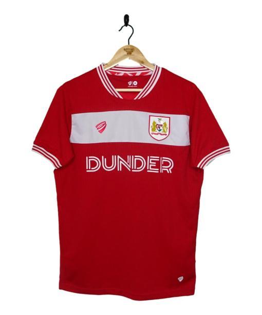 2018-19 Bristol City Home Shirt