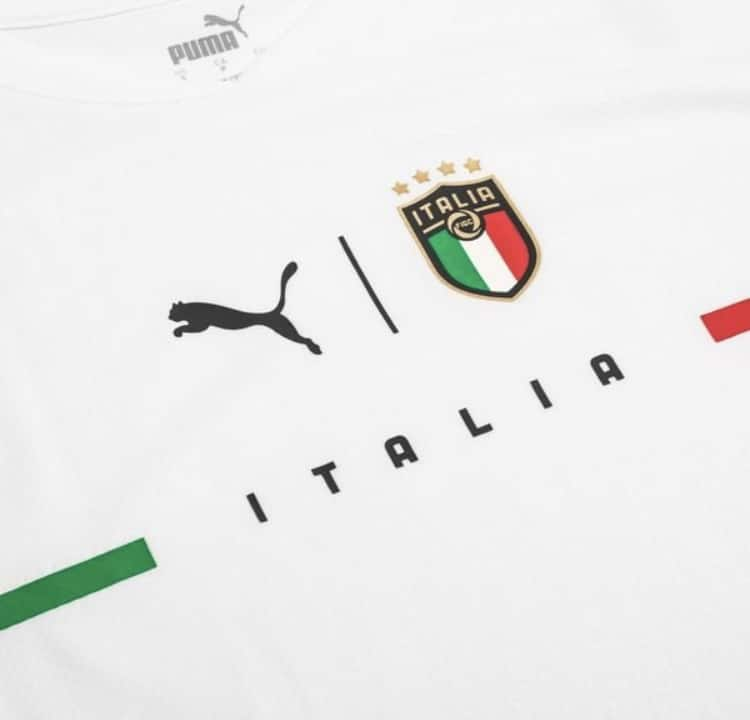 Puma Italy Away Kit 2021-22 Released