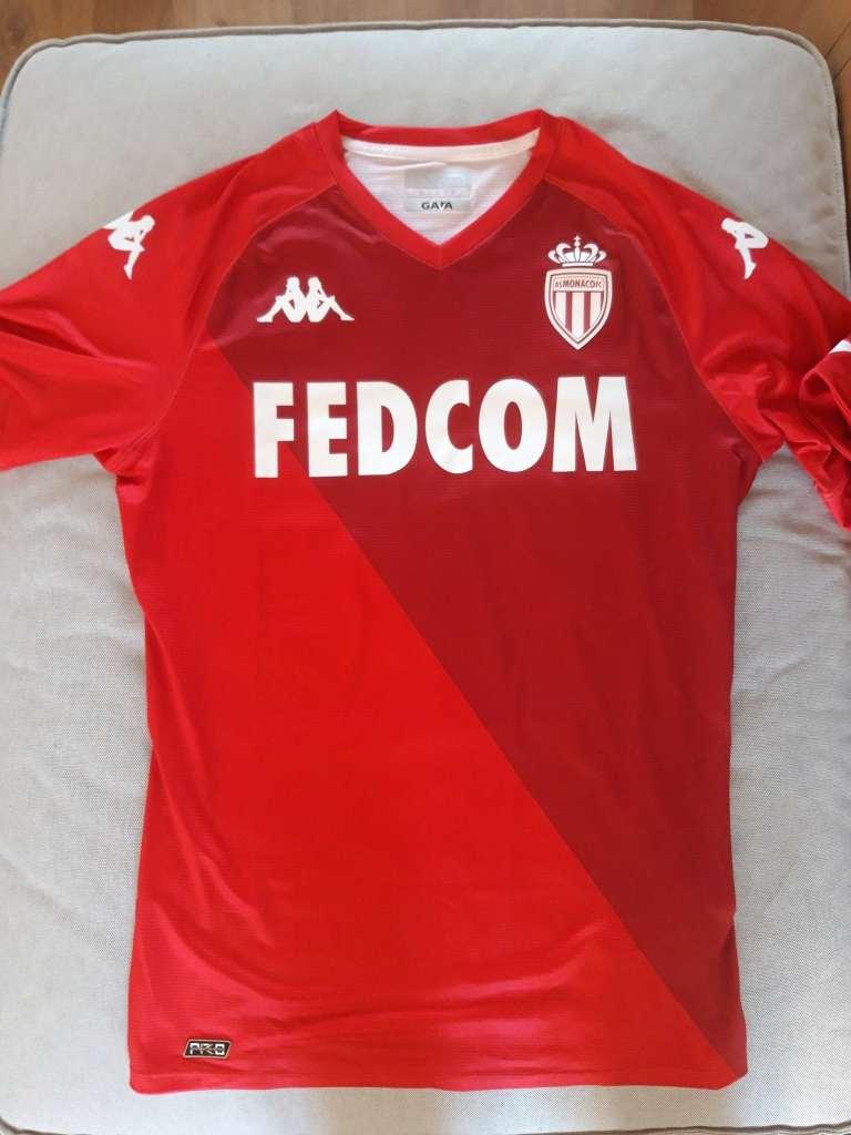 AS Monaco 2021 Kappa Collectors Jersey Revealed