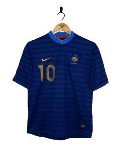 2012-13 France Home Shirt