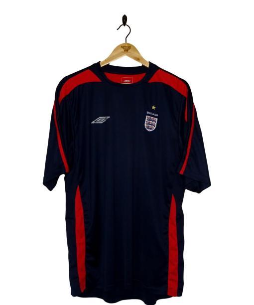 2006-08 England Training Shirt