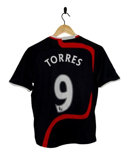 2007-08 Liverpool Third Shirt